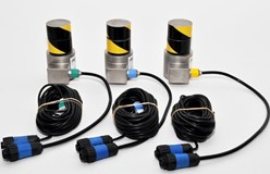 Loadcell compressie - 100 Ton / 1000 kN